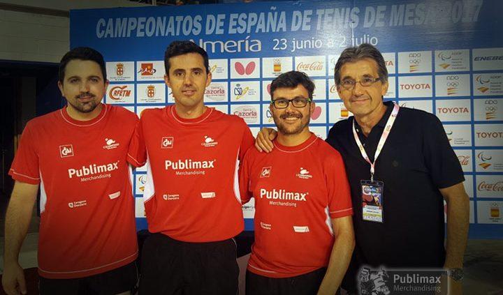 Campeonatos de España Publimax CAI Santiago TM