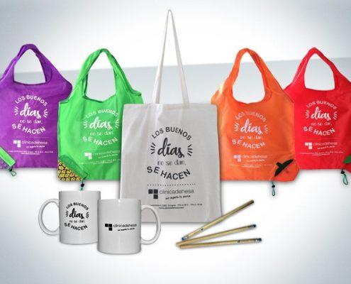 Merchandising Clínica Dehesa