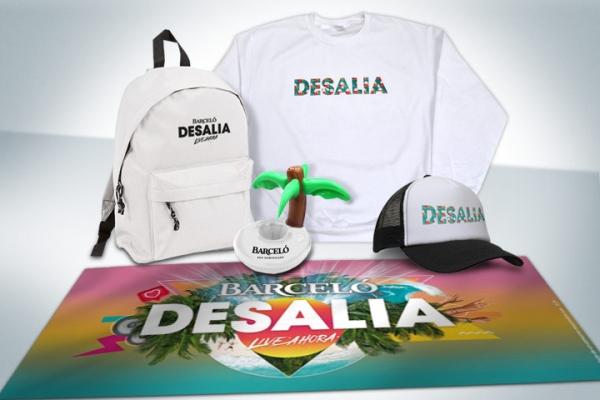 Merchandising Desalia - Barceló