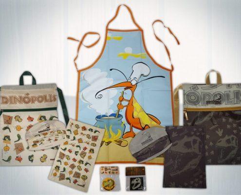Merchandising Dinopolis