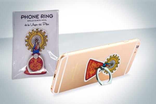Phone Ring Virgen del Pilar