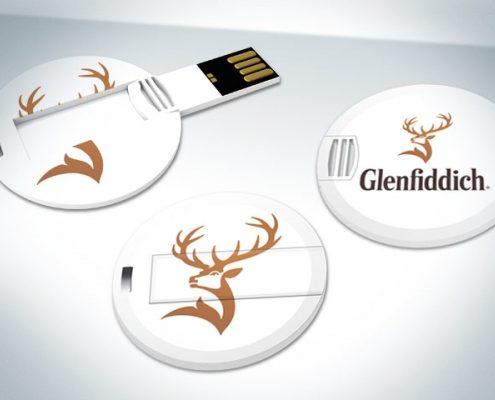 Memorias USB Glenfiddich